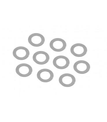 WASHER S 6x10x0.2 (10)