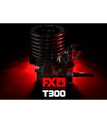 FX T300 COMBO:ENGINE+MUFFLER 2696+MANIFOLD-SHORT