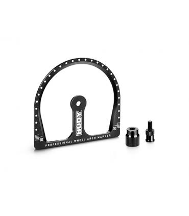 HUDY Professional 1/10 TC Wheel Arch Marker