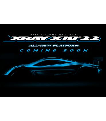 X10'22 - 1/10 PAN CAR GT